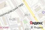 Схема проезда до компании CHINA-REPAIR в Москве