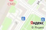 Схема проезда до компании Балтак в Москве