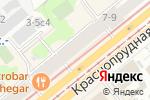 Схема проезда до компании Liverpoolsound в Москве