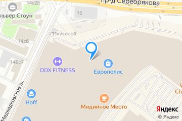 Афиша места Мираж Синема Europolis