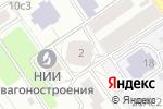 Схема проезда до компании Мексто Дент в Москве