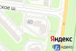 Схема проезда до компании Kinezio в Москве