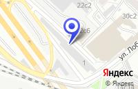 Схема проезда до компании АВТОСЕРВИСНОЕ ПРЕДПРИЯТИЕ В СОКОЛЬНИКАХ в Москве