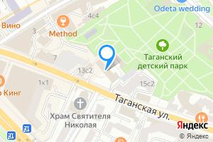 Комната в Москве м. Марксистская, Таганская улица, 13с3