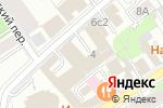 Схема проезда до компании САНДАЛИ ТУР в Москве