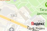 Схема проезда до компании 1xbet в Москве