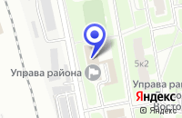 Схема проезда до компании МЕБЕЛЬНЫЙ МАГАЗИН ГРАНД-ПАРИТЕТ в Москве