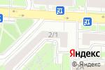 Схема проезда до компании Танцевальная мастерская в Москве