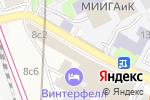 Схема проезда до компании Вай Тай в Москве