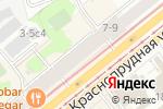 Схема проезда до компании Элба doner`s в Москве