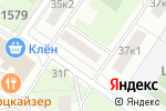 Схема проезда до компании СтройСпецМонтаж 35 в Москве