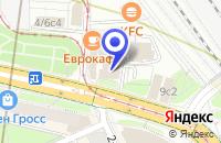 Схема проезда до компании ТФ НАСОСКОМПЛЕКТ в Москве