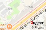 Схема проезда до компании КБ Нефтяной альянс в Москве