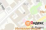 Схема проезда до компании АпАРТе в Москве