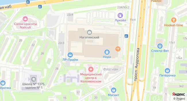Бизнес-центр «Нагатинский» - превью 2