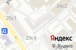 Схема проезда до компании IGA в Москве