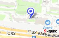 Схема проезда до компании ЛЕЧЕБНО-ОЗДОРОВИТЕЛЬНЫЙ КАБИНЕТ ЦЕНТР МЕДИКО-СОЦИАЛЬНОЙ РЕАБИЛИТАЦИИ ИНВАЛИДОВ в Москве