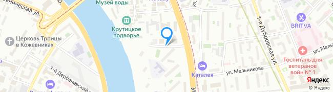 Арбатецкая улица