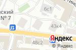 Схема проезда до компании ProTattoo в Москве