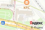 Схема проезда до компании Smoky Event Lounge Bar в Москве
