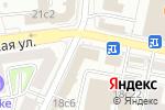 Схема проезда до компании Hurra.com в Москве