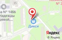 Схема проезда до компании Строительная Компания «Форум» в Москве