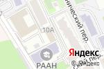 Схема проезда до компании Центральная коллегия адвокатов в Москве
