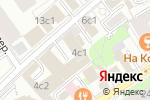 Схема проезда до компании Трейд-Портал в Москве