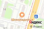 Схема проезда до компании Dverca в Москве
