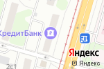 Схема проезда до компании Промтовары в Москве