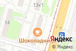 Схема проезда до компании Health & Beauty Shop в Москве