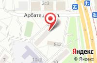 Схема проезда до компании Торговый Дом «Букпост» в Москве