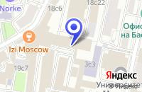 Схема проезда до компании ПТФ MASTER COMPANY в Москве