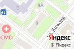 Схема проезда до компании Московский Детский Камерный Театр Кукол в Москве