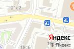 Схема проезда до компании EKAM в Москве