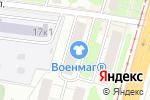 Схема проезда до компании Посредник в Москве