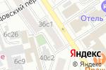 Схема проезда до компании Аней в Москве