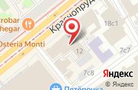Схема проезда до компании Гранд Кард в Москве