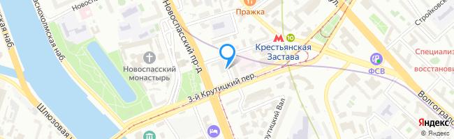 переулок Динамовский 2-й