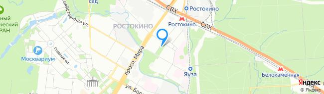 район Ростокино