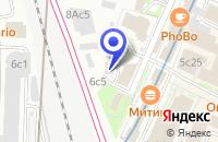 Схема проезда до компании КОМПЬЮТЕРНЫЙ САЛОН СТРУКТУРА в Москве