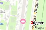 Схема проезда до компании Планета Альянс в Москве