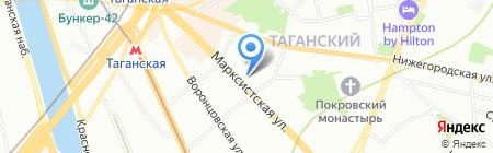СОБИ-Фарм на карте Москвы