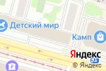 Схема проезда до компании Delanko в Москве