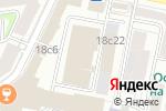 Схема проезда до компании InSales в Москве