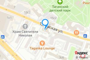 Комната в трехкомнатной квартире в Москве м. Марксистская, Таганская улица, 24с1
