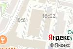 Схема проезда до компании Мое дело в Москве