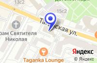 Схема проезда до компании НОТАРИУС ДОЛИНА В.А. в Москве