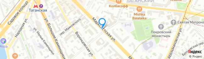 Марксистская улица