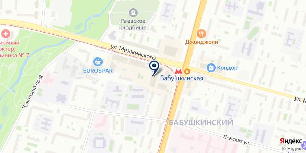 Фермерская лавка №1 на карте Москве